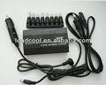 100 W Universal AC para DC cabo de alimentação cabo adaptador para computador portátil Notebook
