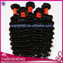 virgin wholesale indian weave natural wavy deep curly