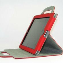 portfolio handbag stand folio leather case For iPad 2 3