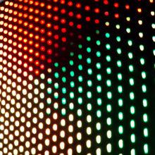 KTV/Hotel/DJ/disco/stage used pillar LED stage Backdrop