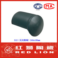 S12 copper colored used best metal roof 245*185mm