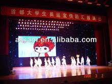 SMD Transparent Indoor /Outdoor /Rental / Concert /Stage Background LED Curtain Display Big Screen