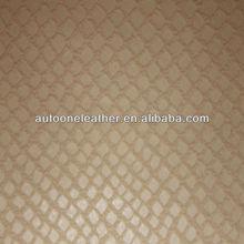 snake skin fashion car PU leather seat cover A1181