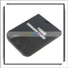 Black Video Game Memory Card for GC Memory Card 16MB -VF602