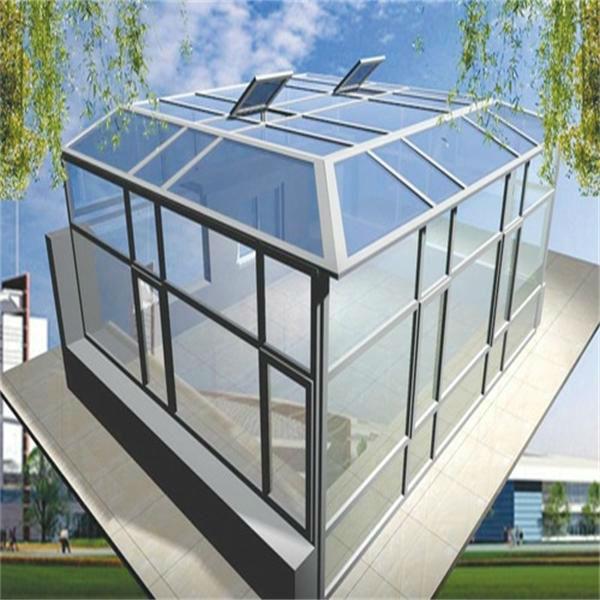 Outdoor Aluminium Glass Room