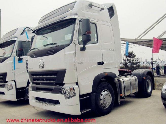 Sinotruck Howo Tractor Truck