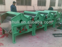 Automatic Textile Tearing Machine, textile rolling machine with good feedback 0086-13703825271