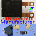12v 24v 1w 2w dupla bobina magnética trancando relés 80a switch