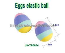 Easter egg bouncing ball bouncy balls