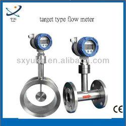 digital target type lpg gas flow meter