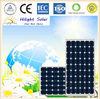 200w mono pv solar module with TUV,CE,CEC,IEC