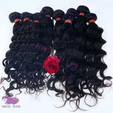 Professional real human hair extension, 100% mongolian virgin hiar