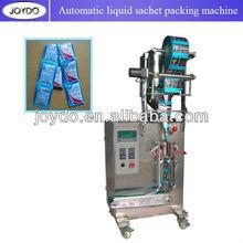 Automatic vertical liquid sachet packing machine