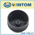 110 3. p8 206 peugeot piezas de enfriador de aceite de coche filtro 110 3. l7