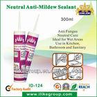 Anti-fungus Silicone Sealant mildew proof (SGS,TUV certificate)