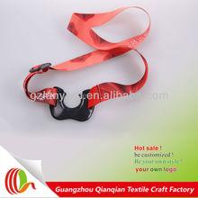 Hot sale adjustable bottle holder strap & design and sample free