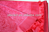 wedding tulle shawl, Bright elegent designs long scarf JDPS-018
