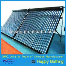 solar water heating panels