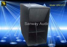 QRx 121s 21 Subwoofer Speaker Long Throw Outdoor Speaker