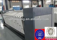 Laundry flat ironer & sheet ironing machine
