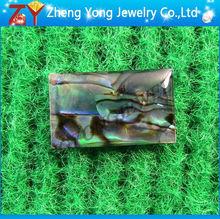 painting seashell, decorative shell beads, seashell stone