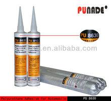 Leading manufacturer for Auto /car windshield glass PU sealant adhesive glue