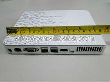 Ultra thin intel atom mini pc hdmi 1080p rj45 MINI ITX