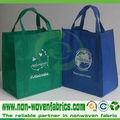 Poly propileno sacos ; sacos não tecidos material