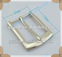 YHD fashion metal belt buckle parts in Belt Buckles