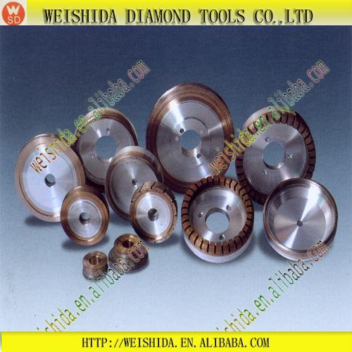 2013 resonable price Resin bonded Diamond and CBN grinding wheels