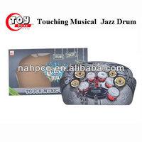 Touching Musical Jazz Drum