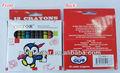 Los niños de lápices de colores- 12 multi color crayón