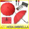 leopard decorative umbrella / colorfull edge umbrella / large umbrella dot print