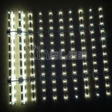 Flexible Advertising back light led lattice luminance,single/double-sided