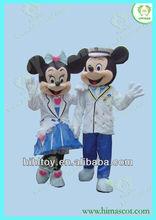 2013 EN71 micky mouse mascot
