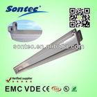 energy saving t8 2x36w fluorescent light fixture batten fittings