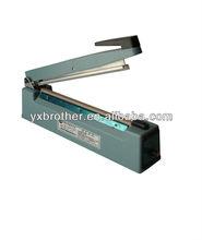 Manual Impulse Plastic Bag Sealer With Letter Printing