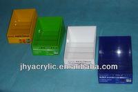 Clear Acrylic entry box