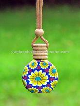 perfume bottle pendant for decoration