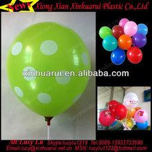 graduation balloon ! white round dot baloon ! engraved party favors