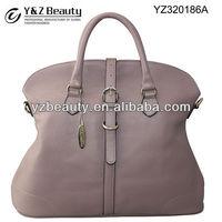 Slim Waist Distinctive Designer Handbag Purse Leather Cosmetic Bag