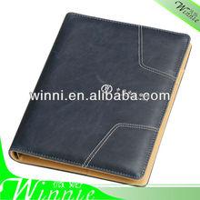 leather memo book cover
