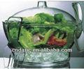 el diseño perfecto para servir ensalada recipiente de hielo con la función de enfriar