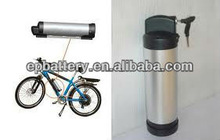 Round case 48V 9.5AH e-bike battery