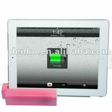 2600mAh cube portable charger for tablet PC, iPAD,iphone,smartphones