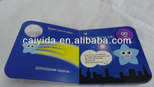 China (mainland) Music book with magic pictures for children education