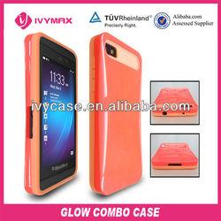 combo telefono celular caso for blackberry Z10 mobile phone cases