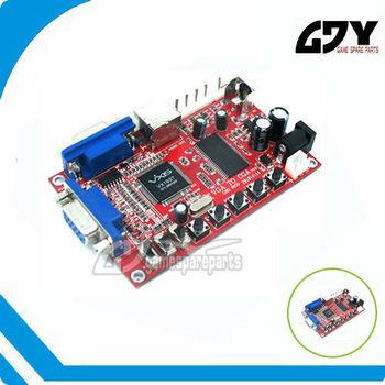 rgb/RCA/hdmi/rca to vga converter board for arcade game machine