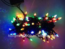 black wire rucket led light, led light, holiday light, new christmas lights