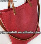 promotional felt tote bag